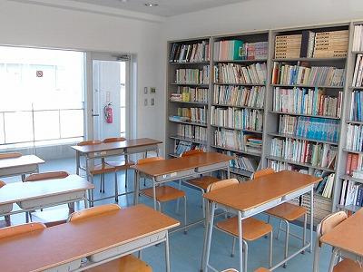図書室(七隈)