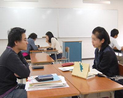 日本語会話ボランティアチューター