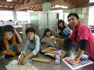 ピザ作り②