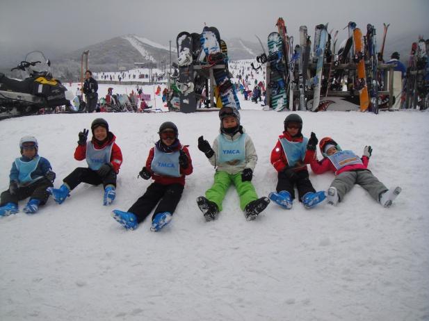 スキー&雪あそび