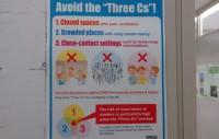 Avoid the 3C